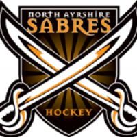 North Ayrshire Sabres team logo