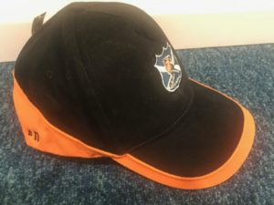 Competition Cap Emroidered North Ayrshire Ice Hockey Club