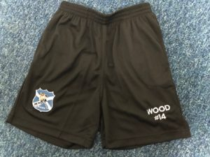 Performance Shorts Embroidered North Ayrshire Ice Hockey Club