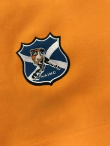 Stadium Blanket Embroidered North Ayrshire Ice Hockey Club