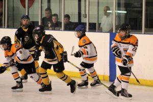 Penguins V Ayr Bruins 8 - 0 (71)