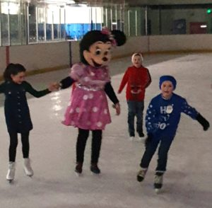 Minnie Mouse on Ice - Edited