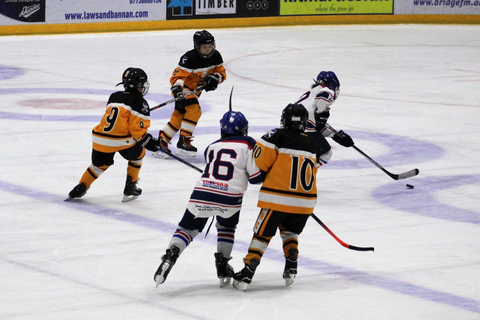 Penguins v Dundee1