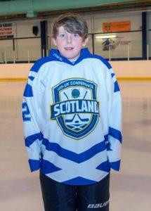 Liam Houston U13s