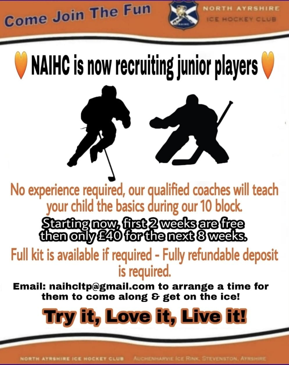 LTP recruit