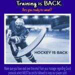 Hockey is back