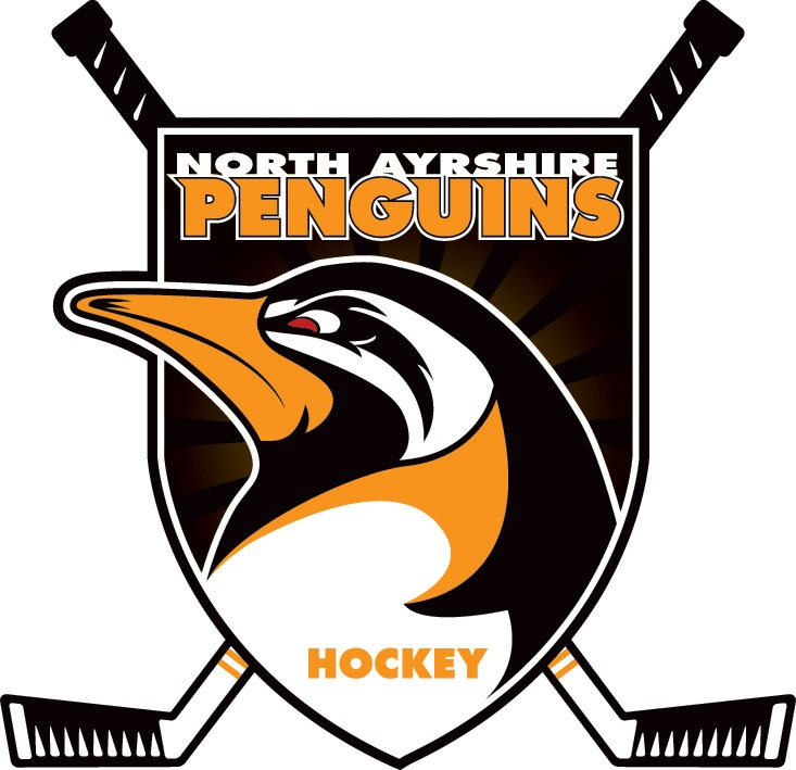 North Ayrshire Penguins team logo