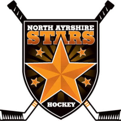 North Ayrshire Stars team logo