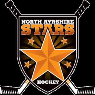 North Ayrshire Stars team logo