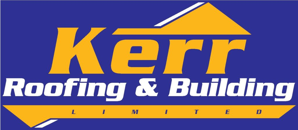 kerr-roofing-and-building-logo-blue-background