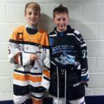 Men of Match - Penguins & Solway