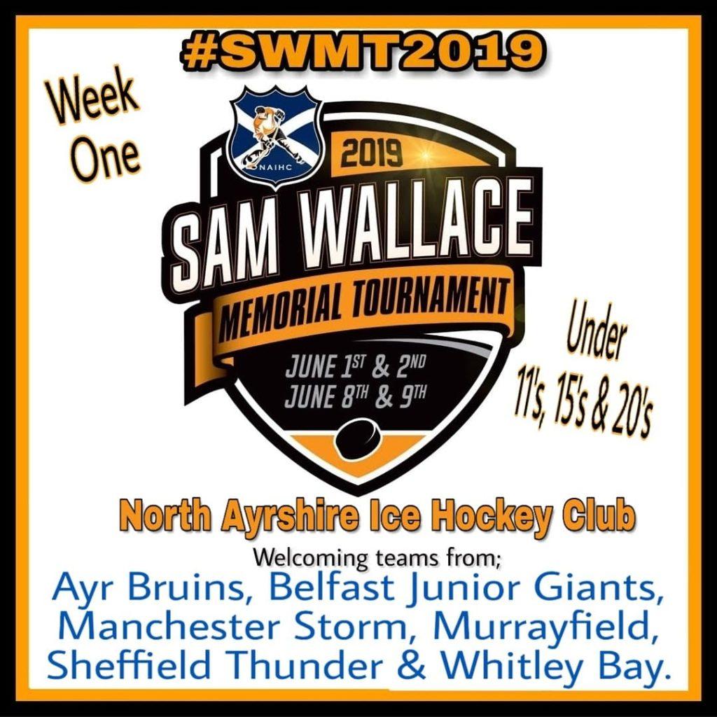 SWMT week 1 teams