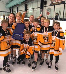 Penguins Win Sam Wallace Memorial Tournament 2018