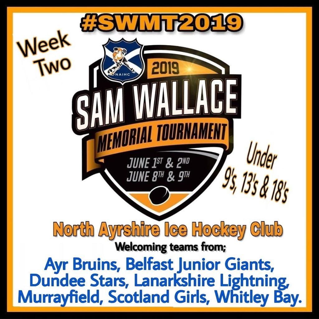 Week 2 teams